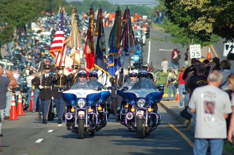 Ride of The Patriots 2012