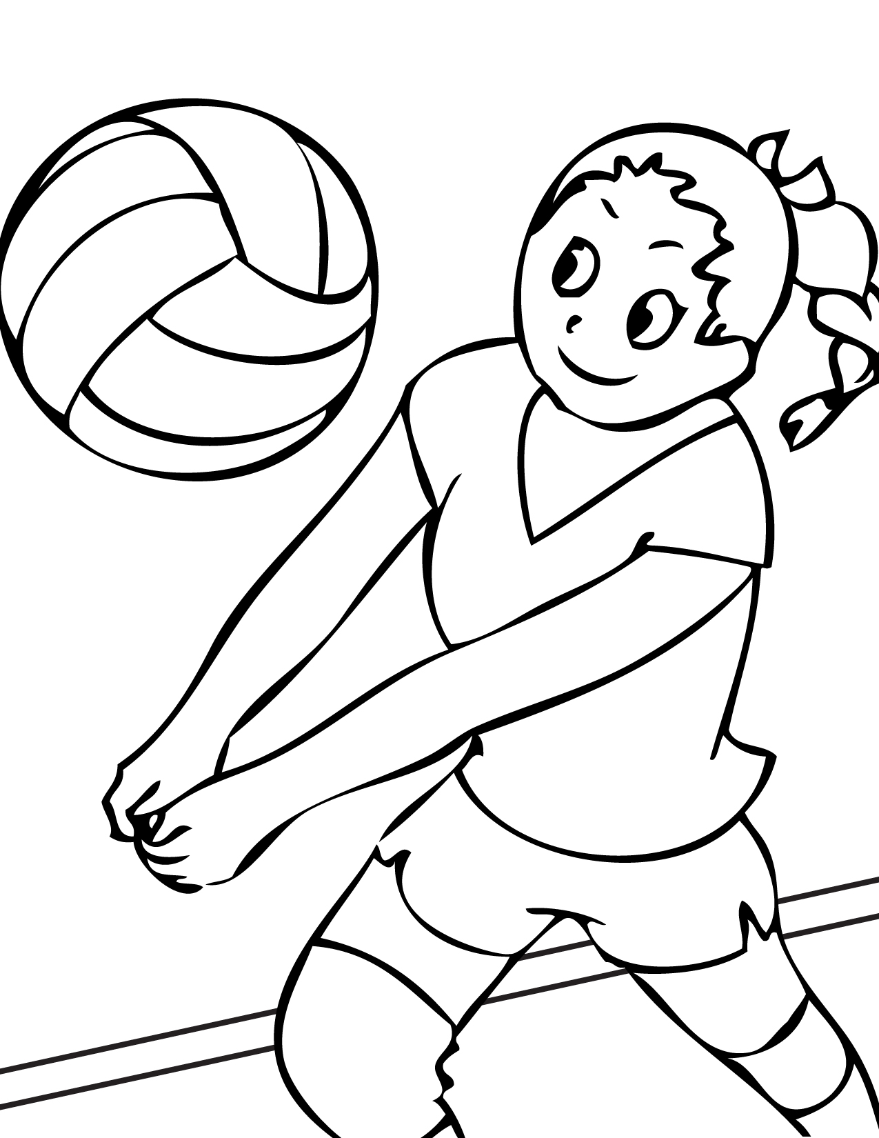 friendly coloring pages - photo#22